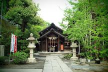 Hisakuni Shrine, Roppongi, Japan