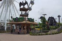Dinosaur Adventure Golf, Niagara Falls, Canada