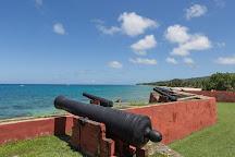 Fort Frederik, Frederiksted, U.S. Virgin Islands