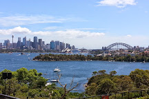 Goat Island, Sydney, Australia