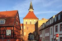 Kuetertor, Stralsund, Germany