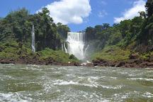 Salto San Martin, Iguazu National Park, Argentina