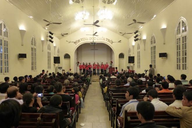 Visit Hanoi Evangelical Church on your trip to Hanoi or Vietnam