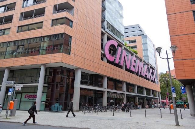 Cinemaxx Potsdamer Platz