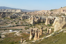 Goreme Open-Air Museum, Goreme, Turkey