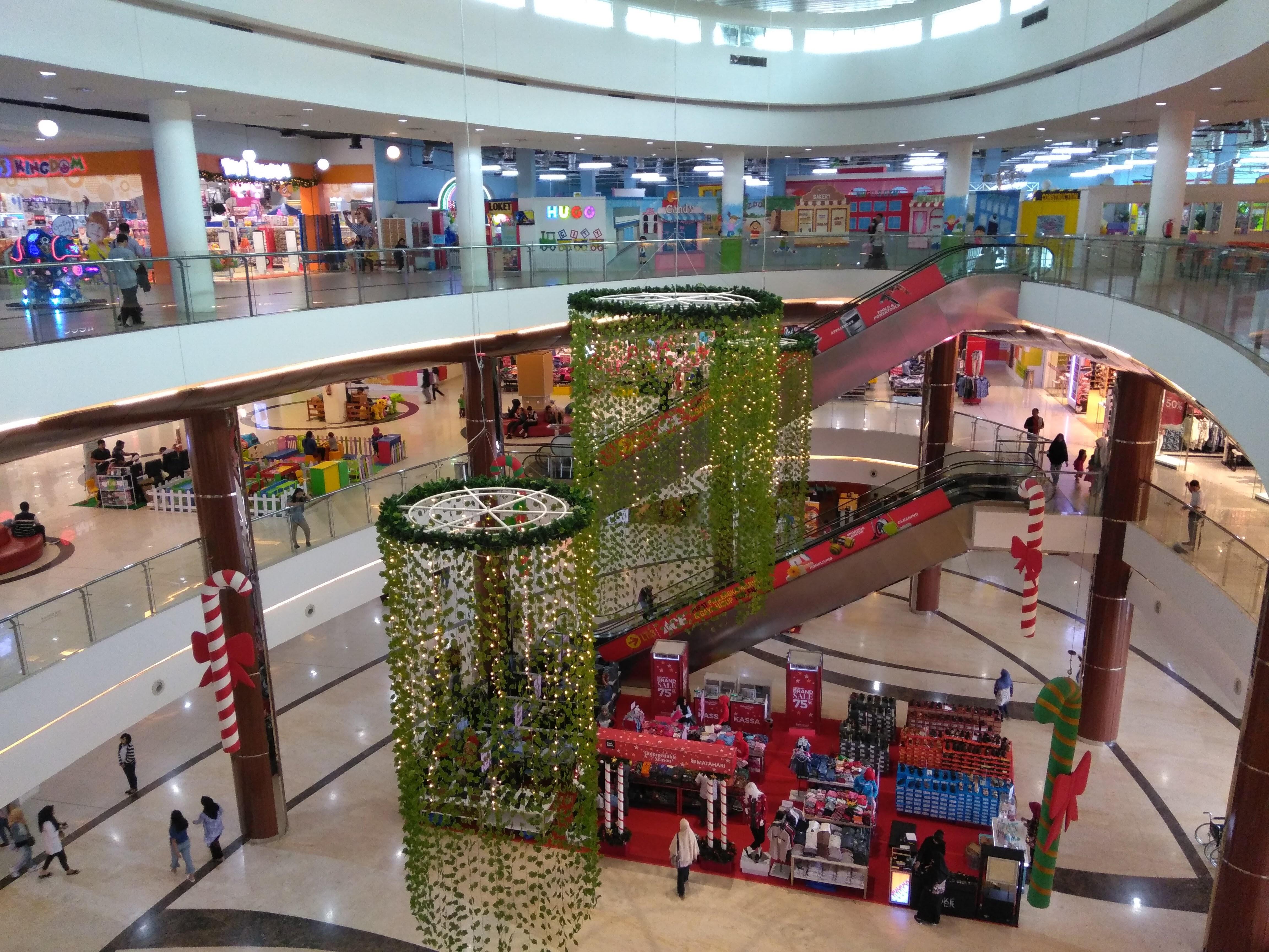 Opi Mall Palembang