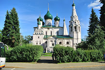 Church of Elijah the Prophet, Yaroslavl, Russia