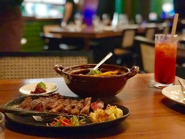 The Pansodan - Burmese Brasserie
