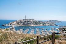 Frioul archipelago, Marseille, France