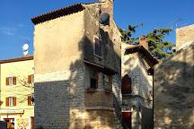 Romanesque House, Porec, Croatia
