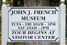 John Jay French House Museum, Beaumont, United States
