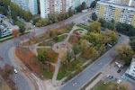 Крымская Площадь, улица Урицкого на фото Самары