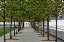 Franklin D. Roosevelt Four Freedoms Park, New York City, United States