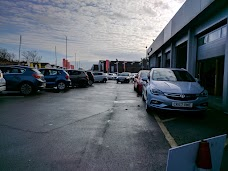 Evans Halshaw Vauxhall Newport