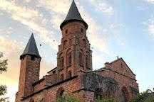 Eglise Saint Pierre, Collonges-la-Rouge, France