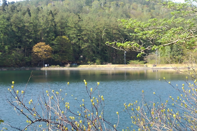 Nozomi Lake, Iiyama, Japan