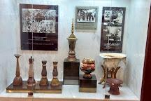 Phra Archan Man Phurithatto Museum, Sakon Nakhon, Thailand