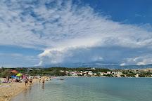 Caska Beach, Novalja, Croatia