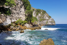 Tembeling Beach and Forest, Nusa Penida, Indonesia