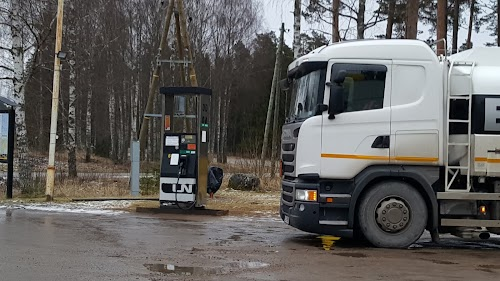 Latvijas Nafta 38. Degvielas Uzpildes Stacija