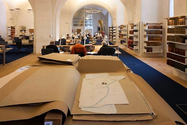 Statens Arkiver, Rigsarkivet