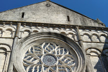 Eglise Saint-Leger, Cognac, France