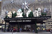 Shopping Cidade Sao Paulo, Sao Paulo, Brazil