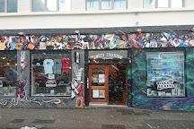 Lucky Records, Reykjavik, Iceland