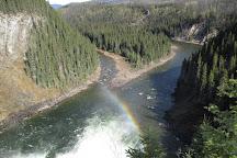 Kinuseo Falls, Tumbler Ridge, Canada
