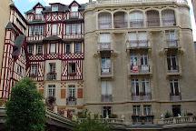 Gros-Horloge, Rouen, France