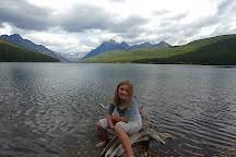 Bowman Lake, Glacier National Park, United States