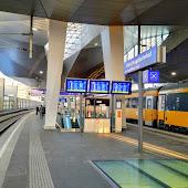 Железнодорожная станция  Vienna Hbf