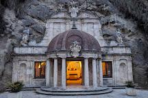 Tempietto di Sant'Emidio alle Grotte, Ascoli Piceno, Italy