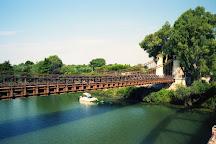 Ponte Borbonico Real Ferdinando sul Garigliano, Minturno, Italy