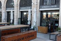 Les Halles de la Major, Marseille, France