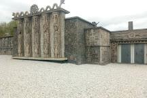 Musee Robert Tatin, Cosse le Vivien, France