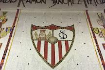 Estadio Ramon Sanchez Pizjuan, Seville, Spain