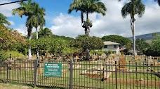 Maria Lanakila Catholic Cemetary maui hawaii