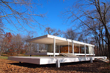 Farnsworth House, Plano, United States