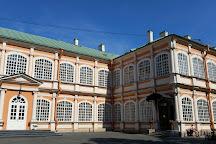 Alexander Nevsky Lavra, St. Petersburg, Russia