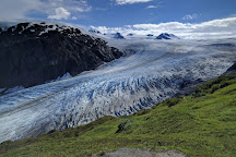 Exit Glacier, Kenai Fjords National Park, United States