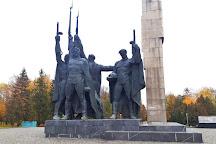 Monument of Eternal Glory, Khmelnytskyi, Ukraine