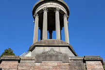Burns Monument and Gardens, Ayr, United Kingdom