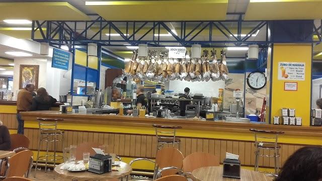 Cafeteria Churreria Mercalimon