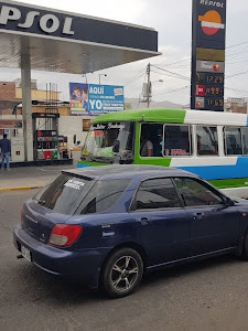 Grifo San Fernando REPSOL 2