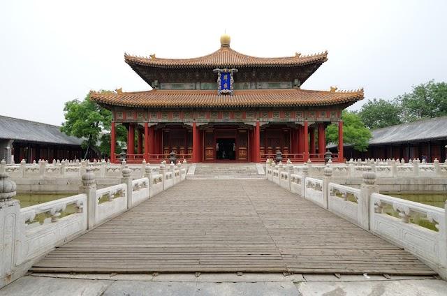Temple de Confucius de Pékin