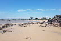 Lagoa Doce Beach, Sao Francisco De Itabapoana, Brazil