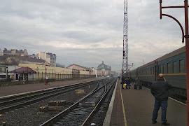 Автобусная станция   Ivano Frankovsk