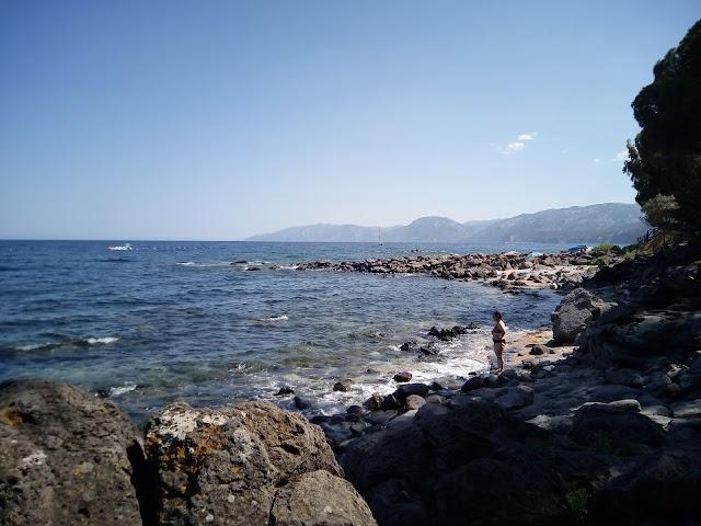 Spiaggia Centrale di Cala Gonone
