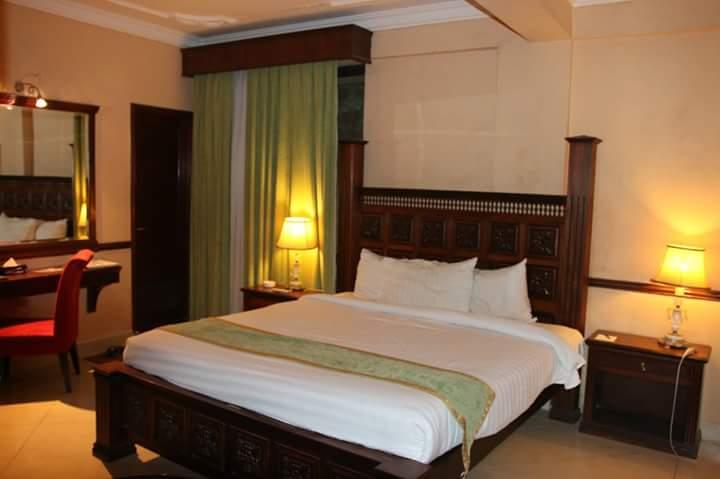 Amore Hotel Nathia Gali Rooms